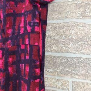 Boden Dresses - Boden Pink Purple Wool Dress Short Sleeve U.S. 10